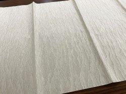 画像1: 水波紋宣 緑色 全紙 (5枚)